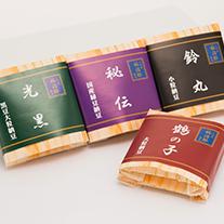 4種類納豆詰合せ 手土産 4個8食入り 白箱